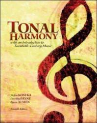 Tonal Harmony - Stefan Kostka (ISBN: 9780078025143)