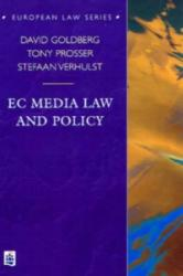 EC Media Law and Policy (ISBN: 9780582312661)
