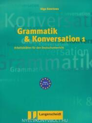 Grammatik & Konversation 1 (2013)