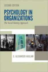 Psychology in Organizations - The Social Identity Approach (2004)
