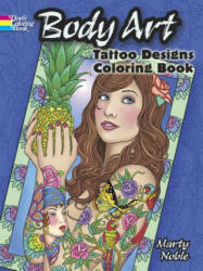 Body Art Coloring Book - Noble (2013)