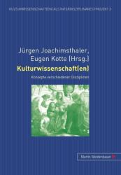 Kulturwissenschaft (1998)