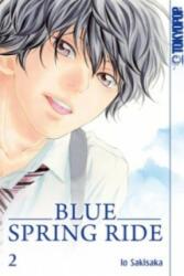 Blue Spring Ride. Bd. 2 - Io Sakisaka, Alexandra Keerl (2013)