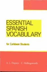 Essential Spanish Vocabulary for Caribbean Students (2008)