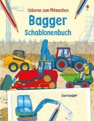 Bagger Schablonenbuch (2013)