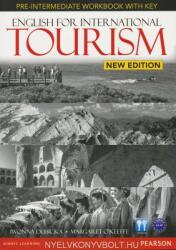 English for International Tourism Pre-Intermediate New Edition Workbook without Key and Audio CD Pack - Dubicka Iwonna, O'Keeffe Margaret (2013)