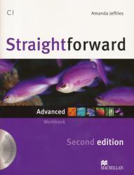 Straightforward Second Edition Workbook (- Key) + CD Advanced Level (2013)