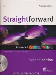 Straightforward Second Edition Workbook (+ Key) + CD Advanced Level (2013)