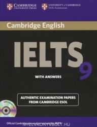 Cambridge IELTS 9 Self-study Pack (2013)