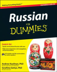 Russian For Dummies (2012)