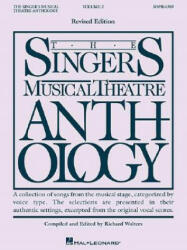 The Singer's Musical Theatre Anthology - Volume 2: Soprano Book Only (1993)