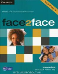 Face2face Intermediate Workbook without Key (2013)