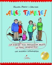 Alles Familie! - Alexandra Maxeiner, Anke Kuhl (2013)