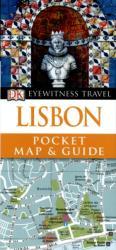 DK Eyewitness Pocket Map and Guide: Lisbon - DK (ISBN: 9781405370264)