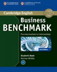 Business Benchmark Pre-intermediate to Intermediate BULATS Student's Book (2013)