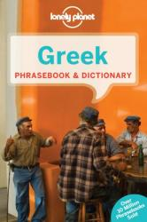 Lonely Planet görög szótár Greek Phrasebook & Dictionary (2013)