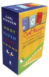 Hiaasen 4-Book Trade Paperback Box Set (2013)