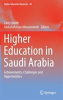 Higher Education in Saudi Arabia (2013)