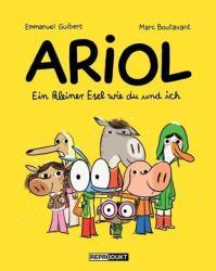 Ariol 1 - Ein kleiner Esel wie du und ich (2013)