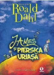 James si piersica uriasa - Roald Dahl (2013)