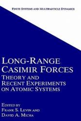 Long-Range Casimir Forces - Frank S. Levin, David A. Micha (1993)
