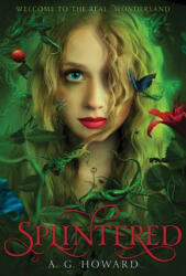 Splintered Box Set - A G Howard (2013)