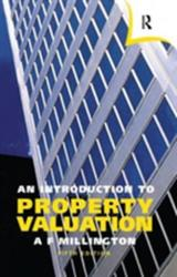 Introduction to Property Valuation (ISBN: 9780728203501)