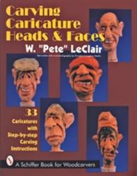 Carving Caricature Heads and Faces (2007)