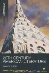 York Notes Companions Twentieth Century American Literature and Beyond (ISBN: 9781408266649)