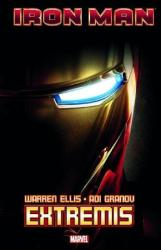 Iron Man: Extremis - Warren Ellis, Adi Granov (2013)