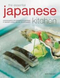 Essential Japanese Kitchen - Emi Kazuko (2013)