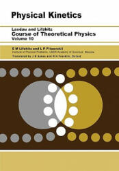 Physical Kinetics - A M Kosevich (ISBN: 9780750626354)