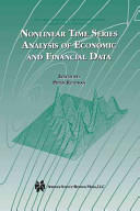 Nonlinear Time Series Analysis of Economic and Financial Data (2013)