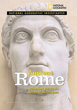 National Geographic Investigates: Ancient Rome (ISBN: 9781426301285)