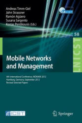 Mobile Networks and Management (2013)