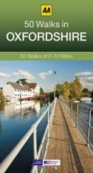 50 Walks in Oxfordshire - AA Publishing (2013)