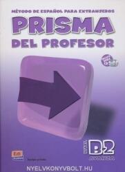 Prisma Avanza B2 Libro del profesor + CD (ISBN: 9788495986238)