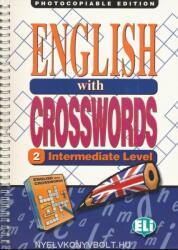 ENGLISH WITH CROSSWORDS 2 - Photocopiable edition - collegium (ISBN: 9788881485635)