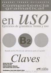 Competencia gramatical en Uso B2 Clave (ISBN: 9788477115045)