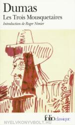 Les Trois Mousquetaires (ISBN: 9782070417681)