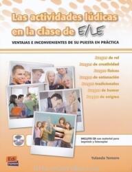 Las Actividades Ludicas En Clase De ELE - Yolanda Tornero Sotoca (ISBN: 9788498481235)