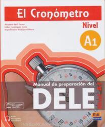 El Cronómetro Nueva Ed. : : A1 Libro + CD MP3 - ALEJANDRO BENCH TORMO (ISBN: 9788498482201)