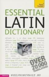 Essential Latin Dictionary: Teach Yourself (ISBN: 9781444104028)