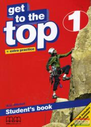 Get to the Top 1 Student's Book (ISBN: 9789604782543)