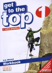Get to the Top + extra practice 1 Workbook (ISBN: 9789604782550)