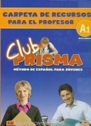 Club Prisma Inicial A1 Carpeta de recursos para el profesor - Ana Romero, Carlos Yllana (ISBN: 9788498480139)
