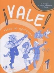 VALE 1 - LIBRO DE ACTIVIDADES - Günter Gerngross, Peláez Santamaría, Herbert Puchta (ISBN: 9788853602015)