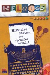 Relatos - Libro + CD - María Martín Mohedano, David Isa de los Santos, Miguel Ángel Albujer Lax, Pascual Drake Falcon, Patricia González Almarcha, Carmen Rosa de Juan (ISBN: 9788498483291)