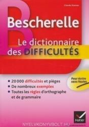 Bescherelle - Le dictionnaire de difficultés (ISBN: 9782218951954)