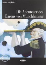 DIE ABENTEUER DES BARONS MUNCHHAUSEN - Achim Seiffarth (ISBN: 9788853012203)